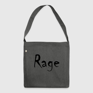rage - Shoulder Bag made from recycled material