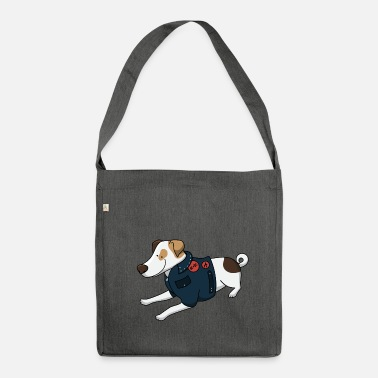 Jack Jack Russell Terrier - Borsa in materiale riciclato