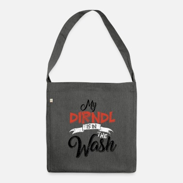 Dirndl Dirndl - Shoulder Bag made from recycled material