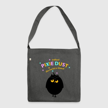pixie dust(a)  - Shoulder Bag made from recycled material
