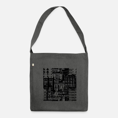 City City City - Shoulder Bag made from recycled material