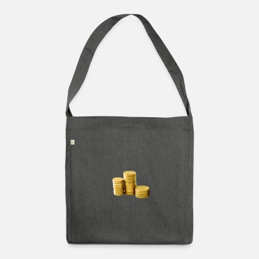 Gold gold - Shoulder Bag recycled