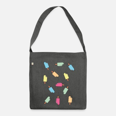 popsicle - Shoulder Bag made from recycled material