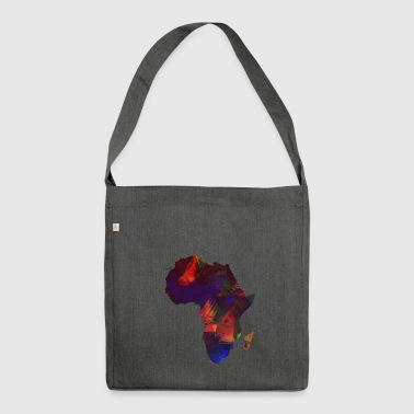 Africa - Borsa in materiale riciclato