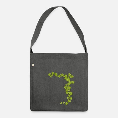 Vine vine - Shoulder Bag made from recycled material
