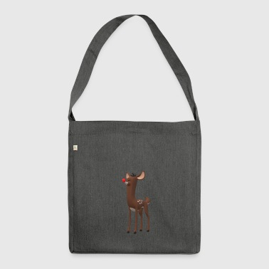 Rudolf - Shoulder Bag made from recycled material