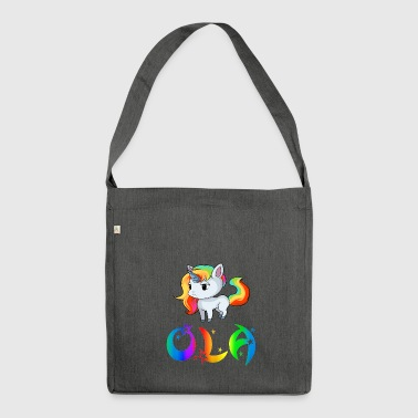 Unicorn Ola - Shoulder Bag made from recycled material