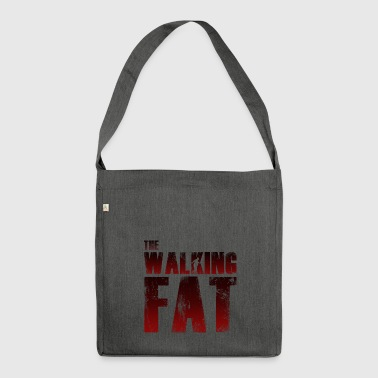 Fat dick - Shoulder Bag made from recycled material