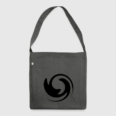 SYMBOLS SYMBOLS - Shoulder Bag made from recycled material