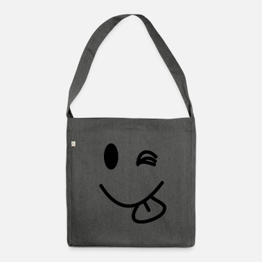 Naughty Naughty - Shoulder Bag recycled