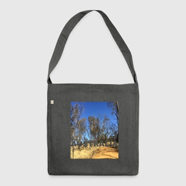 Outback Australia Outback tolle Faszination - Schultertasche aus Recycling-Material