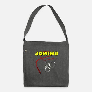 Domina Domina - Shoulder Bag made from recycled material