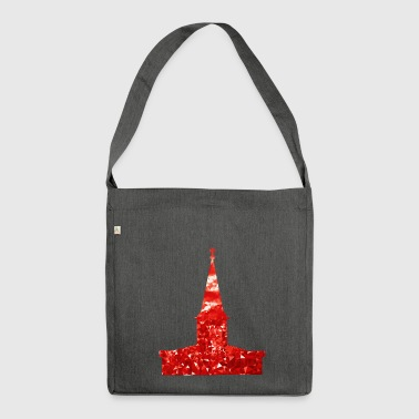 church - Shoulder Bag made from recycled material