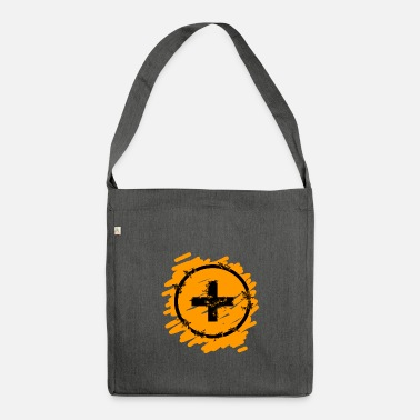 Optimism optimism - Shoulder Bag recycled