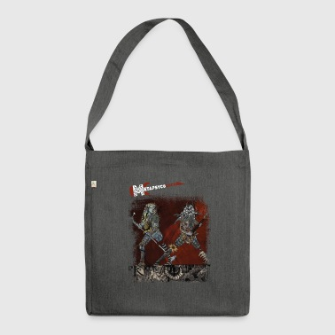 UNDERGROUND HEROES - Schultertasche aus Recycling-Material