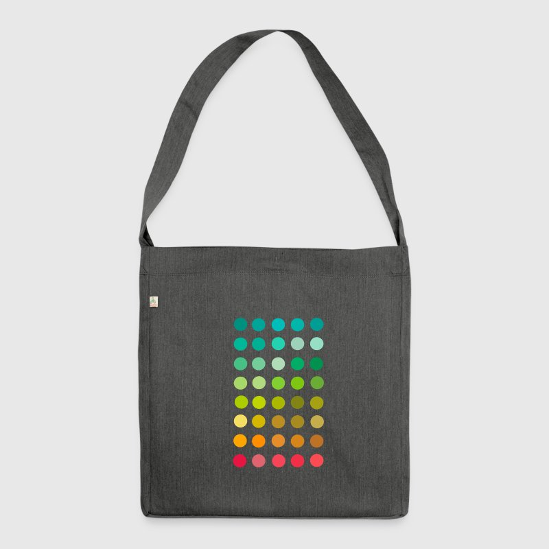 Pantone - Schultertasche aus Recycling-Material