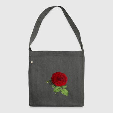 Rose Blume - Shoulder Bag made from recycled material