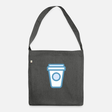 Transport Transport 'Cup - Shoulder Bag made from recycled material