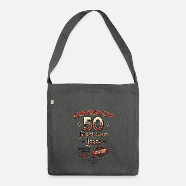Bulge Special edition 50 years of bulging life 1968 Limited - Shoulder Bag made from recycled material