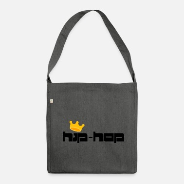 Hop Hip-hop - Borsa in materiale riciclato