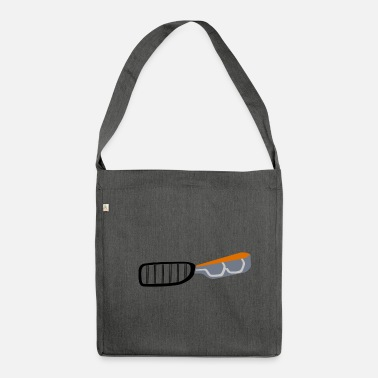 Streaker Sports car 3 - Shoulder Bag made from recycled material