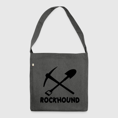 Rock Hound Rockhound - Shoulder Bag made from recycled material