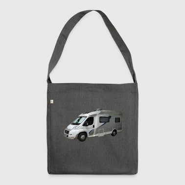 camper - Borsa in materiale riciclato