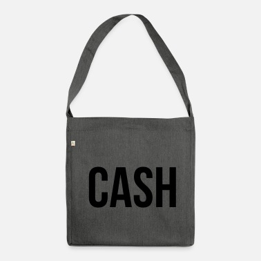 Cash Cash - Shoulder Bag made from recycled material