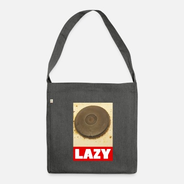 Lazy Lazy - Shoulder Bag made from recycled material
