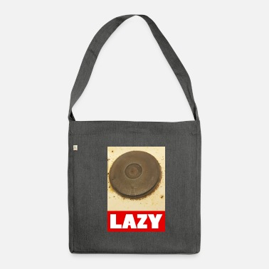 Lazy Lazy - Shoulder Bag recycled