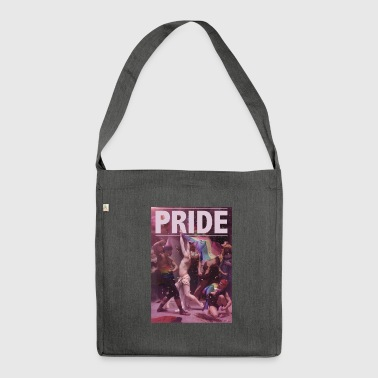 Pride PRIDE - Schultertasche aus Recycling-Material