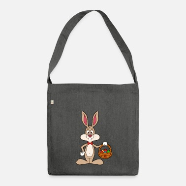 Osterhase OSTERHASE - Schultertasche aus Recycling-Material