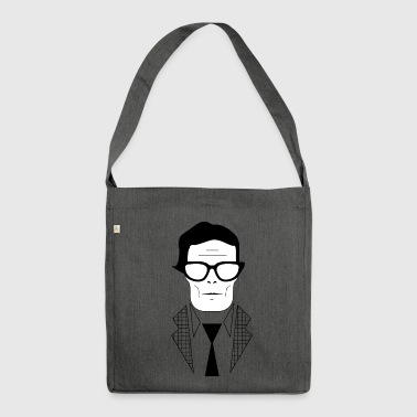 Pier Paolo Pasolini - Shoulder Bag made from recycled material