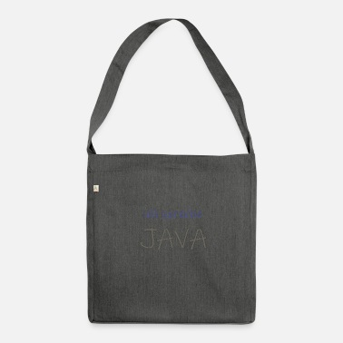 Java Java - Shoulder Bag recycled