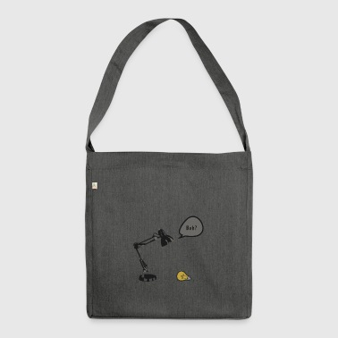 Bob? - Shoulder Bag made from recycled material