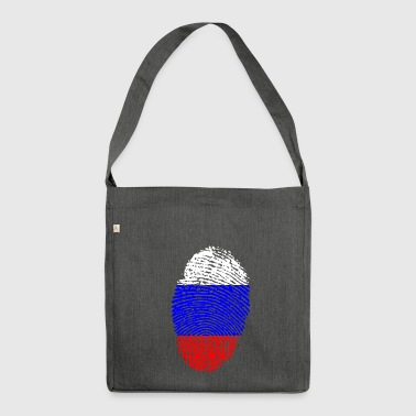 Russia - Shoulder Bag made from recycled material