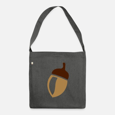 Acorn acorn - Shoulder Bag made from recycled material