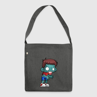 Teen Zombie - Schultertasche aus Recycling-Material