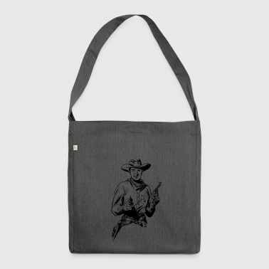 cowboy - Shoulder Bag made from recycled material