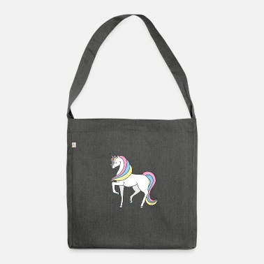 Unicorno unicorno - Borsa in materiale riciclato
