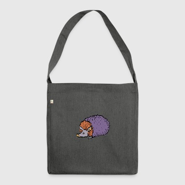 aardvark earth pig5 - Shoulder Bag made from recycled material