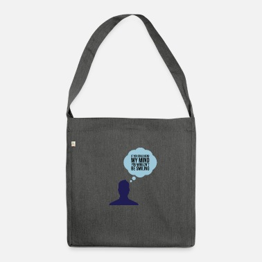 Mind-reader If You Could Read My Mind ... - Shoulder Bag recycled