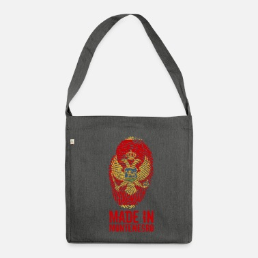 Montenegro Made in Montenegro / Made in Montenegro - Shoulder Bag made from recycled material