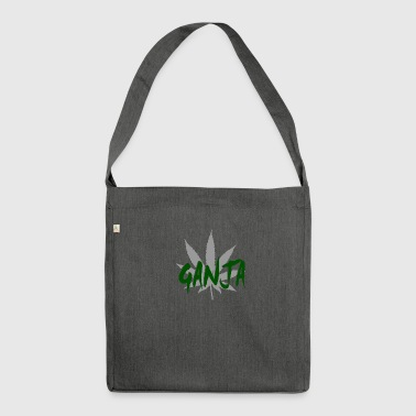 ganja - Shoulder Bag made from recycled material