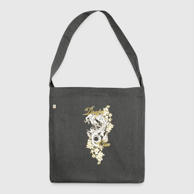 dragon clan - Shoulder Bag made from recycled material