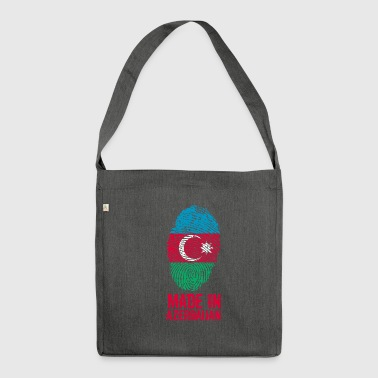 Made In Azerbaijan / Azerbaijan / Azərbaycan - Shoulder Bag made from recycled material
