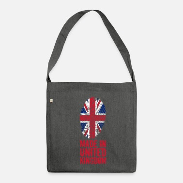 Kingdom Made in United Kingdom / United Kingdom - Shoulder Bag recycled