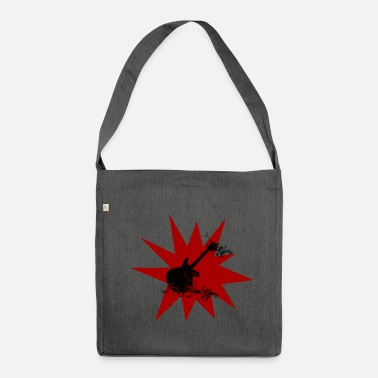 Punk Rock punk rock - Borsa in materiale riciclato