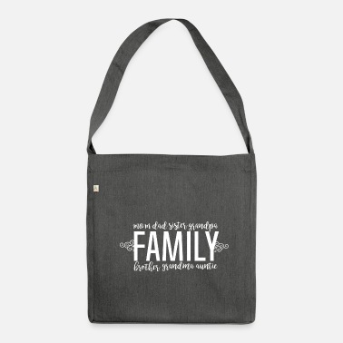 Family Love Family Love - Family - Shoulder Bag recycled