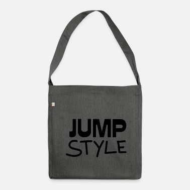 Jumpstyle Jumpstyle gift - Shoulder Bag recycled